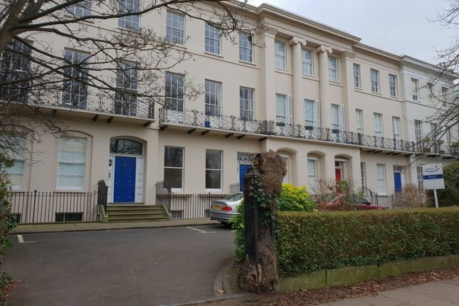 Thumbnail Flat to rent in Pittville Lawn, Cheltenham