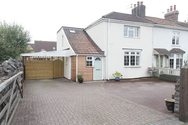 Thumbnail Terraced house to rent in Old Street, Clevedon