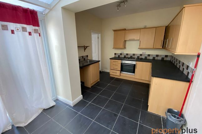 4 bed terraced house for sale in Catherine Crescent, Porth -, Porth CF39
