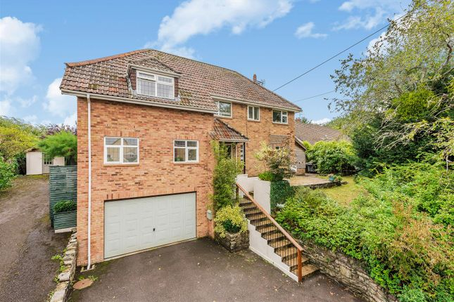 Thumbnail Detached house for sale in Comeytrowe Road, Trull, Taunton