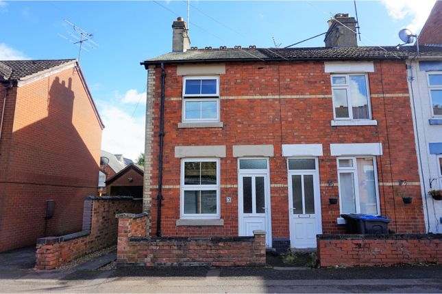 Thumbnail Terraced house for sale in Gladstone Street, Market Harborough