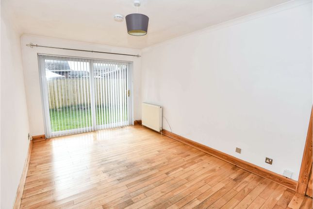 Thumbnail Bungalow for sale in Arnott Quadrant, Motherwell