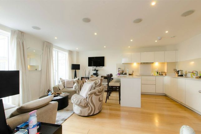Thumbnail Flat for sale in Voysey Square, London