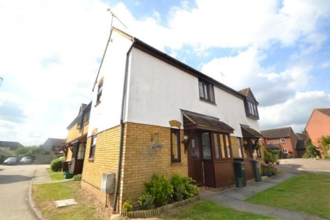 Thumbnail End terrace house for sale in Chelmer Village, Chelmsford, Essex