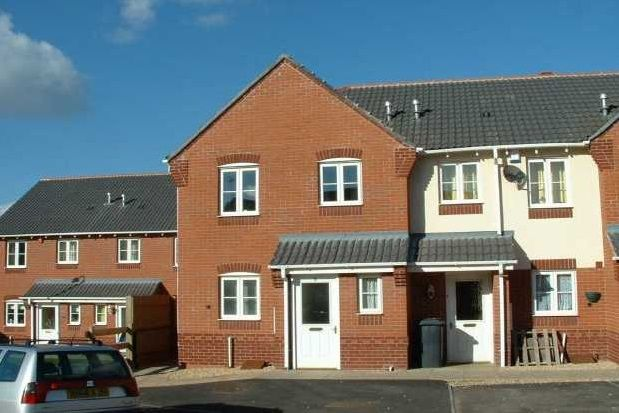 Property to rent in Mason Crescent, Swadlincote