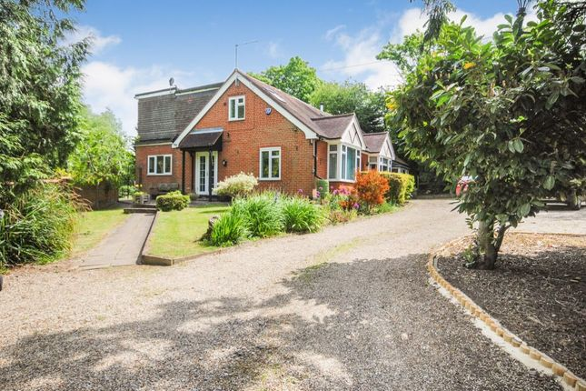 Thumbnail Detached house for sale in Tilekiln Green, Great Hallingbury, Bishop's Stortford