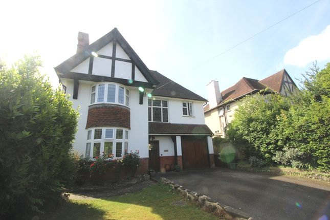 Thumbnail Detached house to rent in Carew Road, Upperton, Eastbourne