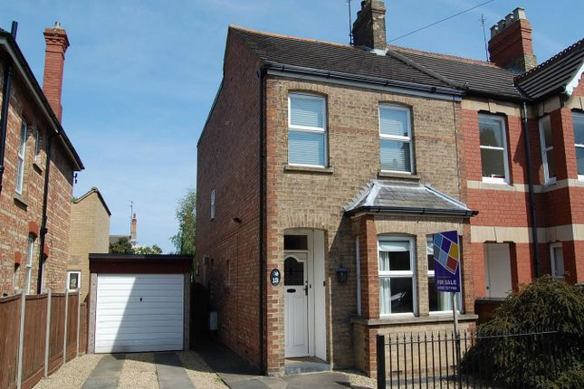 Thumbnail Semi-detached house to rent in Queen Street, Stamford, Lincolnshire