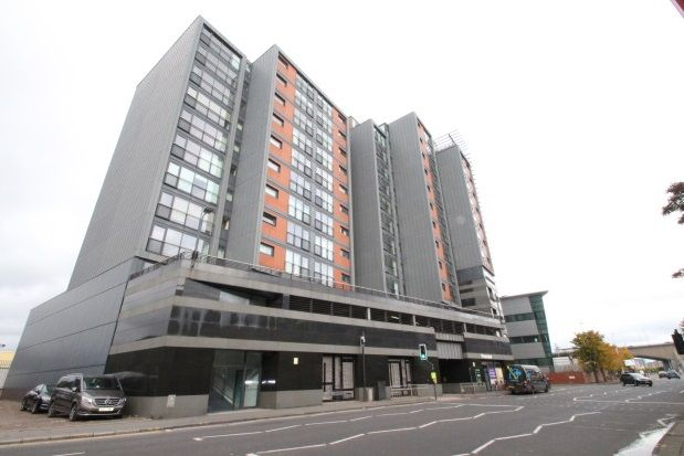 Thumbnail Flat to rent in Lancefield Quay, Glasgow