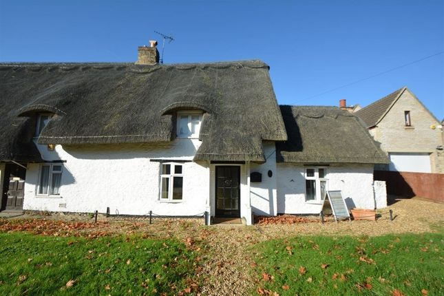 Thumbnail Cottage to rent in Cherry Orton Road, Orton Waterville, Peterborough
