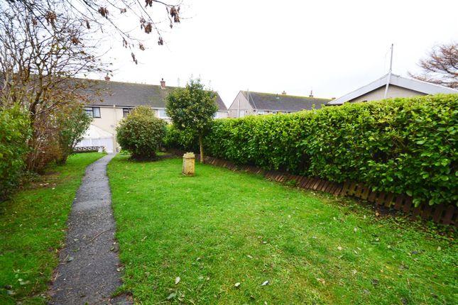 Garden of Queen Elizabeth Avenue, Neyland, Milford Haven SA73