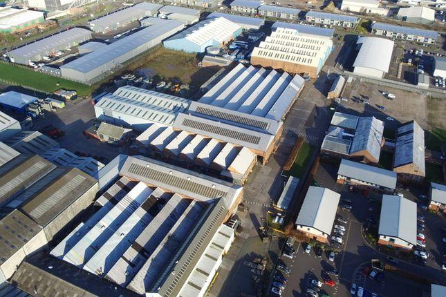 Thumbnail Industrial for sale in Harlescott Lane, Shrewsbury