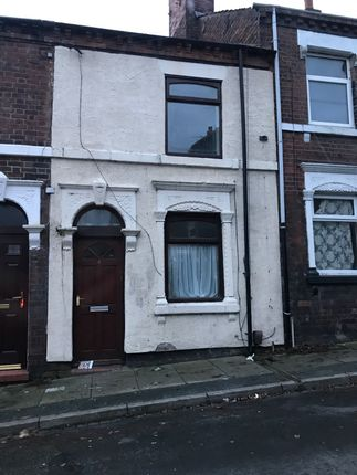 Thumbnail Terraced house to rent in Athelstan Street, Tunstall