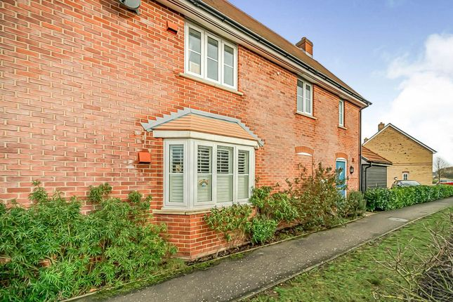 3 bed end terrace house for sale in Poppy Walk, Stotfold SG5