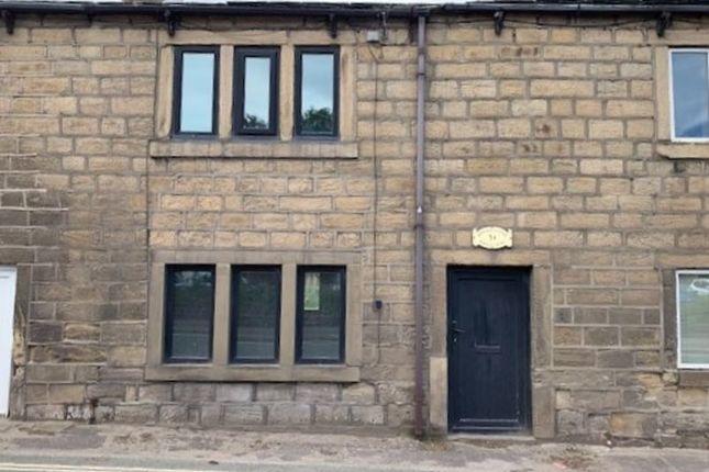 1 bed terraced house for sale in Burnley Road, Mytholmroyd, Hebden Bridge HX7