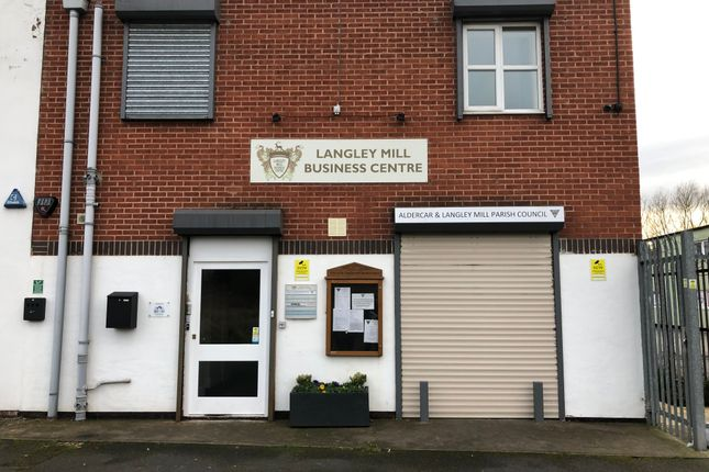 Thumbnail Office for sale in Amber Drive, Langley Mill