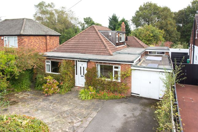 Thumbnail Detached bungalow for sale in Heathfield, Leeds, West Yorkshire