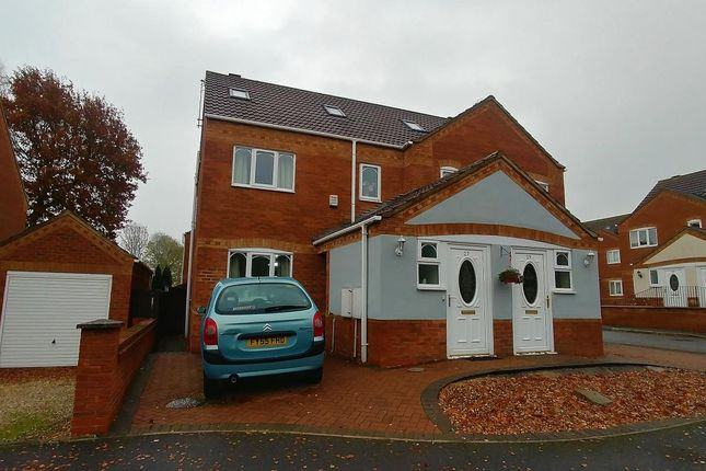 Thumbnail Detached house to rent in Vagarth Close, Barton-Upon-Humber, Lincolnshire