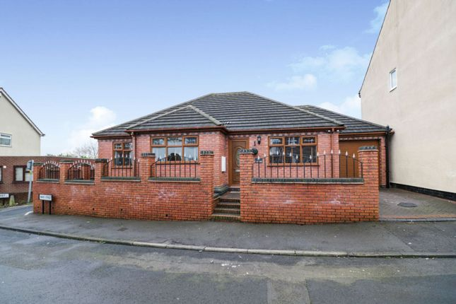Thumbnail Detached bungalow for sale in Ward Street, Coseley, Bilston
