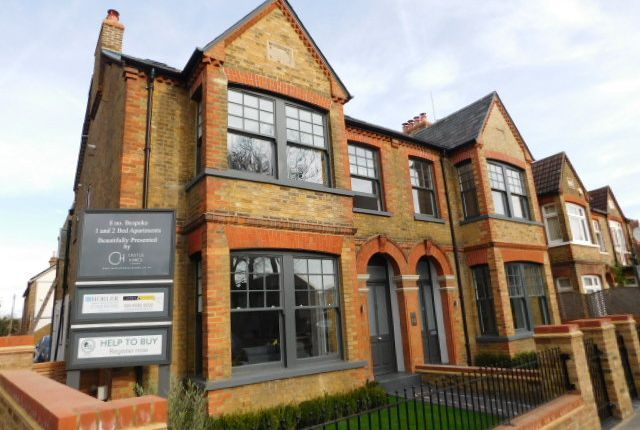 Thumbnail Triplex for sale in St Leonards Road, Windsor
