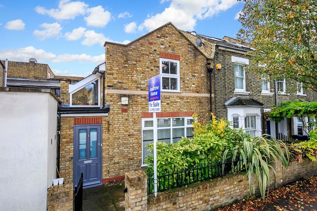 Thumbnail End terrace house for sale in Reynolds Road, London