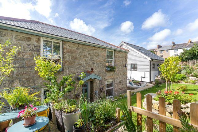 Thumbnail Detached house for sale in Park Cottage, Park Corner, Morrab Road, Penzance