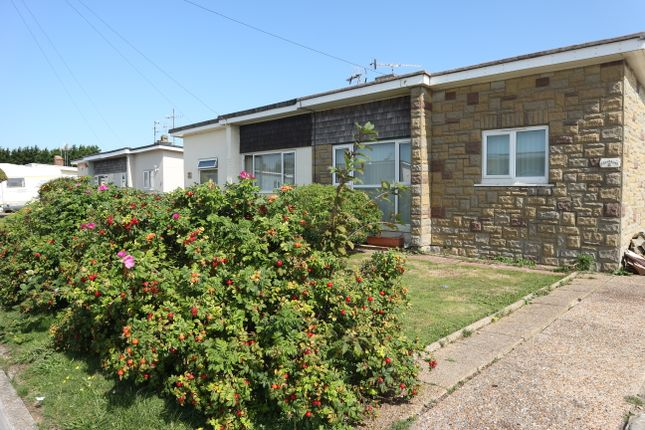 Thumbnail 2 bed terraced bungalow to rent in Arundel Close, Pevensey Bay