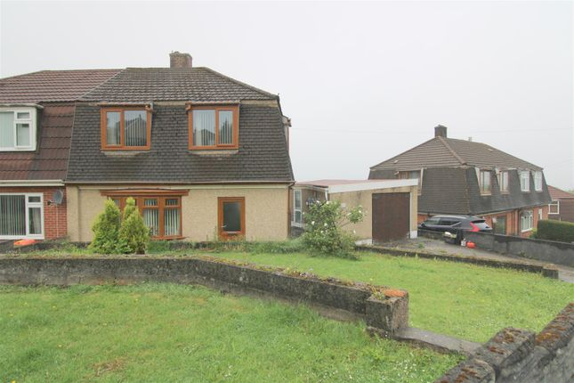 3 bed semi-detached house for sale in Kingdon Owen Road, Cimla, Neath SA11