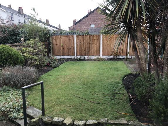 Garden of Somerville Grove, Waterloo, Merseyside L22