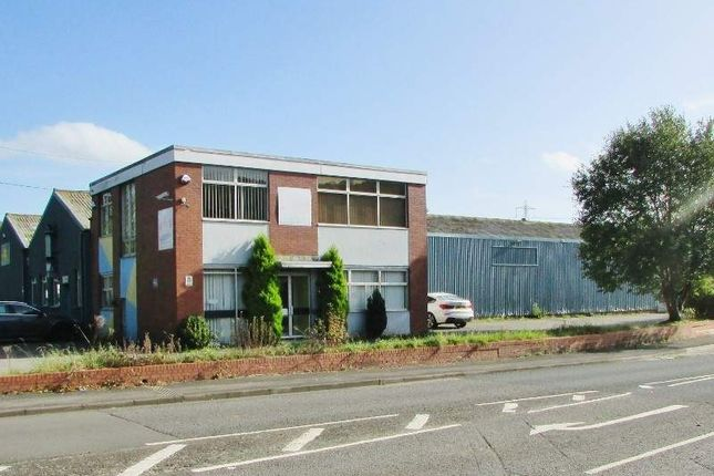 Thumbnail Office for sale in Unit 8, Coopers Court, Hengoed
