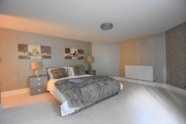 Master Bedroom of Apartment 13 Limehurst Hall, St Margaret's Road, Bowdon WA14