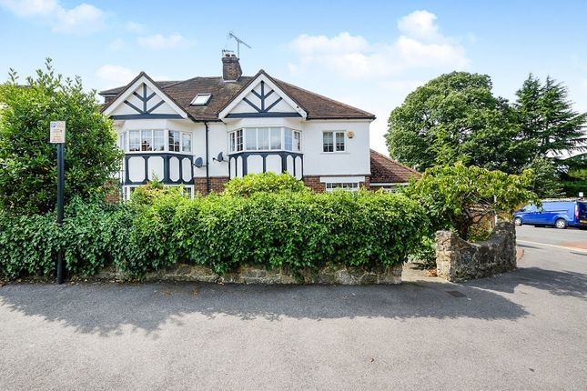 Thumbnail Semi-detached house to rent in Vine Court Road, Sevenoaks
