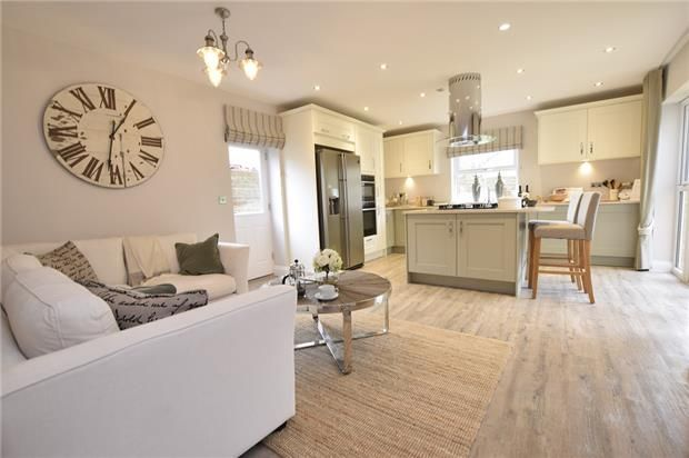 Thumbnail Detached house for sale in The Marlborough, Churchill Gardens, Broad Lane, Yate, Bristol