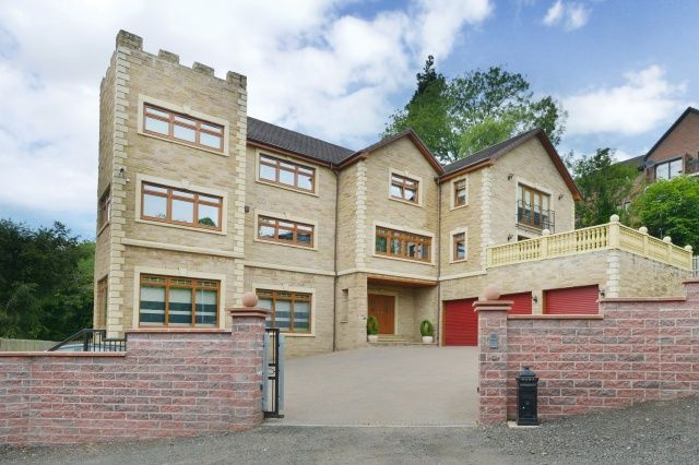 6 bedroom detached house for sale in 30 Old Mill Road, Bothwell, Glasgow