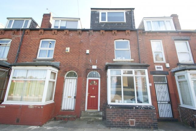 Thumbnail Terraced house to rent in Rider Road, Woodhouse, Leeds