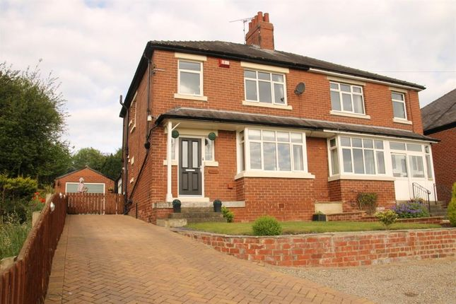 3 bed semi-detached house for sale in Littlethorpe Lane, Ripon