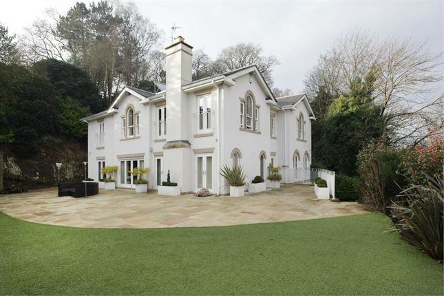 Thumbnail Detached house to rent in Mottram Road, Alderley Edge, Cheshire