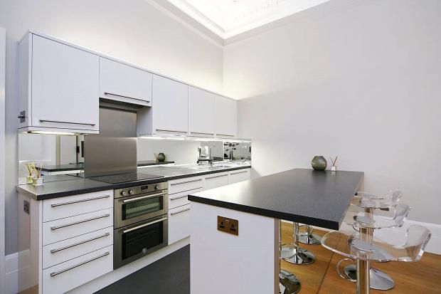 Thumbnail Property to rent in Southwell Gardens, Kensington