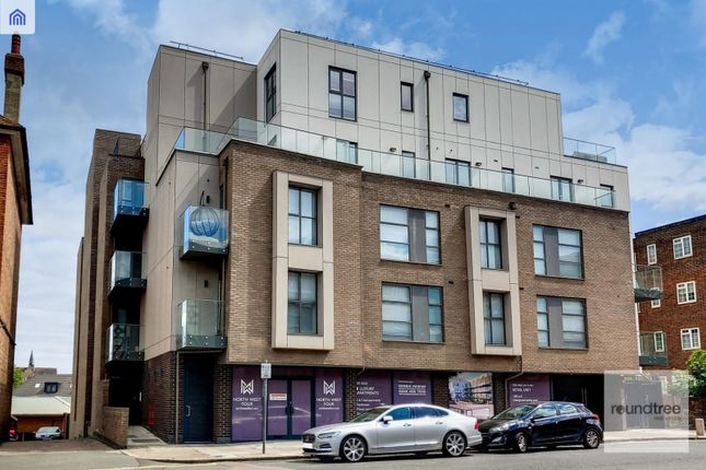 Thumbnail Flat for sale in Tenby Mansions, 186 Brent Street, Brent Street, Hendon