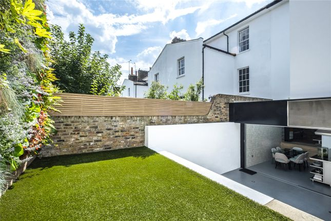 Thumbnail End terrace house for sale in Hemingford Road, London