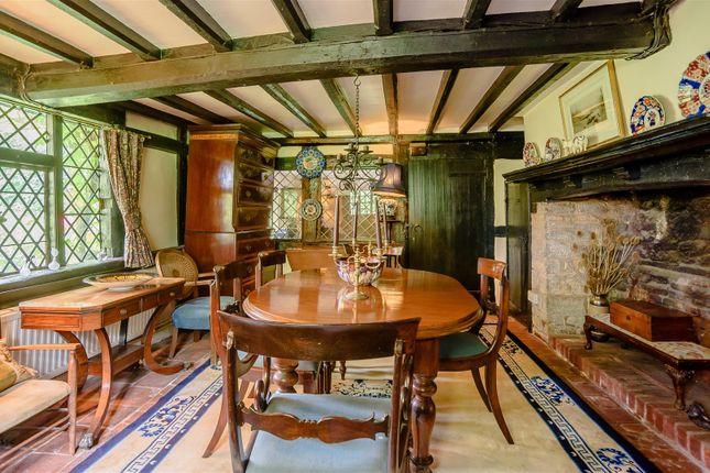 Dining Room of North End Road, Steeple Claydon, Buckingham, Buckinghamshire MK18