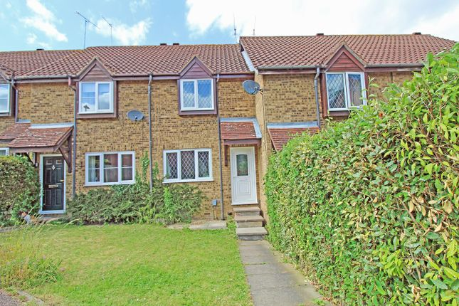 Thumbnail Terraced house to rent in Wadnall Way, Knebworth