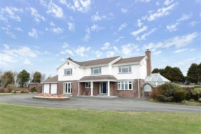 5 bed detached house for sale in Bridgerule, Holsworthy, Devon