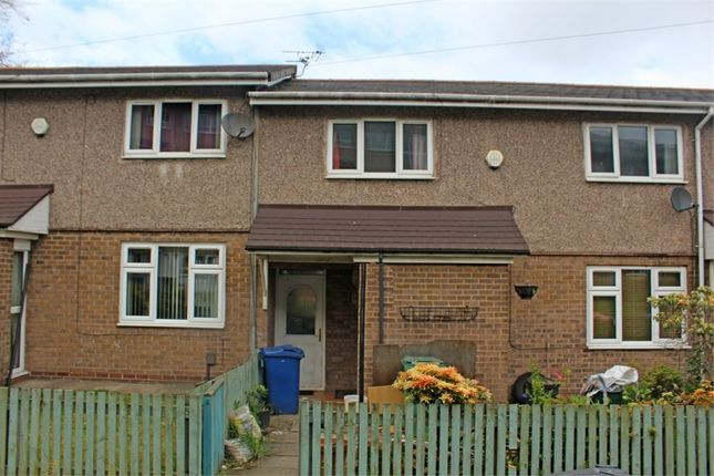 3 bed terraced house for sale in Naden Walk, Whitefield, Manchester, Lancashire