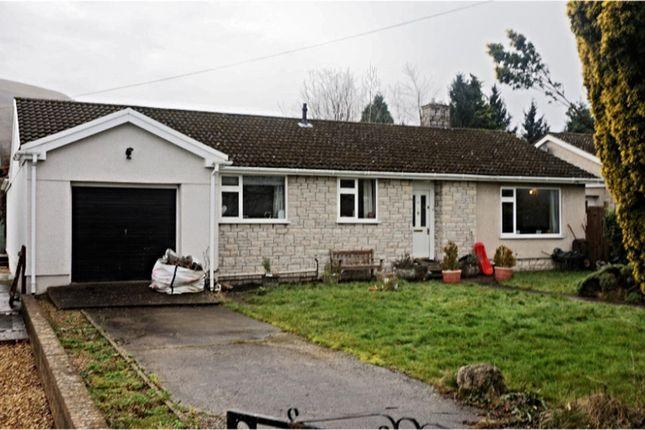 Thumbnail Detached bungalow for sale in Lime Trees Avenue, Crickhowell