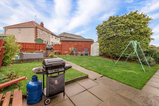 Rear Garden of Trottick Circle, Old Glamis Road, Dundee DD4