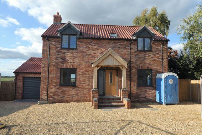 Thumbnail Detached house for sale in 223 The Drove, Barroway Drove, Downham Market