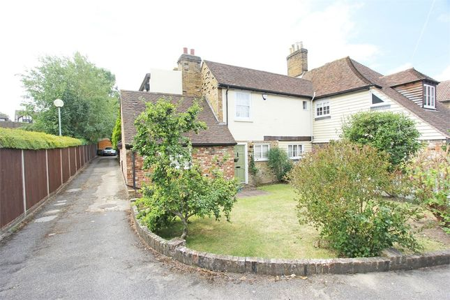Thumbnail Semi-detached house for sale in Chalkwell Road, Sittingbourne, Kent