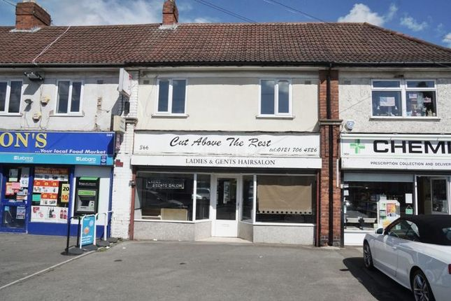 Thumbnail Retail premises to let in Gospel Lane, Acocks Green, Birmingham
