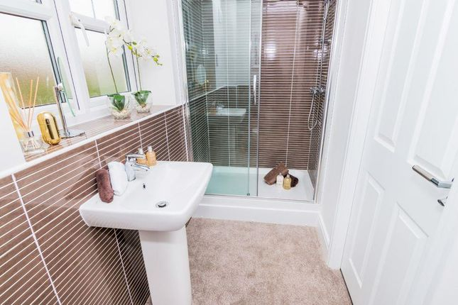 Ensuite of Pulford Drive, Thurnby, Leicester LE7